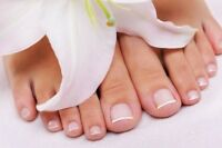 NAIL TECHS - ADD SCULPTURED GEL TOES TO YOUR SERVICES