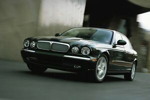 2002 Jaguar X-TYPE Berline