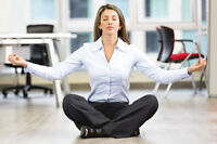 Yoga available in your workplace!
