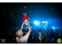 LEEDS FAMILY RAVE: DJ ROB TISSERA 'DOWN THE RABBIT HOLE' TWENTY THIRD JUNE