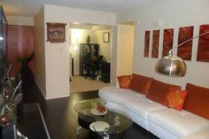 Furnished/Unfurnished 2 bedroom plus den available immediately!