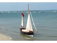 Kittiwake 14 Classic Sailing Boat