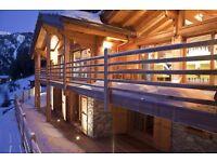 Chalet Couple (Chalet Chef and Host/ Guest Services) for Luxury Ski Chalet in Switzerland