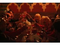 THE MEDIEVAL NIGHTFALL BANQUET AT IVORY VAULTS