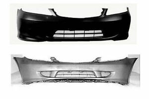NEW 2004-2005 HONDA CIVIC FRONT BUMPER COVER