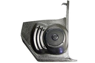 1964, 1965, 1966 Chevelle Speaker Kick Panels, No A/C, Custom Autosound Pair