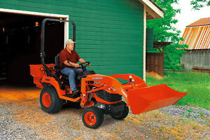 Kubota BX Tractors---0% for 84 Months!