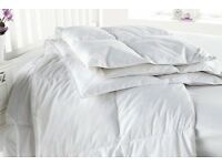 Duck Feather and Down Duvet (double)