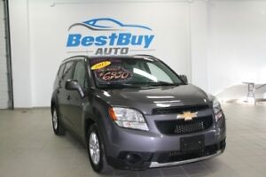 2012 CHEVROLET ORLANDO LT/7 Pass/Like New/*CRAZY LOW PRICE*