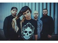 Jinjer @ The Underworld Camden