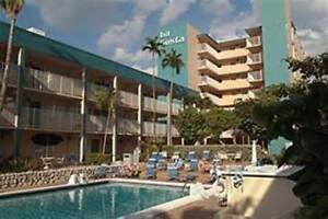 Pompano Beach FLA - La Costa, Studio $700/Week, 1 Bdrm $899/Week