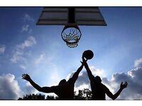 Basketball in Ross?