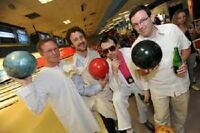 MEN'S BOWLING LEAGUES AT CHATEAU LANES