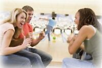WEDNESDAY BOWLING COUPON AT CHATEAU LANES