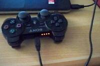 Ps3 Controller Manette Dual Shock 3 - with usb