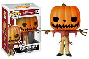 Pumpkin King Pop Vinyl Pop Disney at JJ Sports!