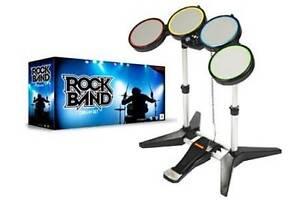 ★XBox 360 Drums, DJ Hero, Microphones, Headsets, Games & More♫ Logan Village Logan Area Preview