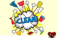 Experienced cleaners and maintenance available!