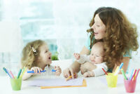 Full Time Live Out Nannies Available