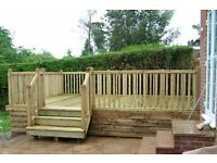 D.M.S Fencing & Decking Specialists...General Handyman...All maintenance