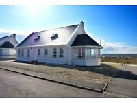 TORY VIEW COTTAGE HOLIDAY HOME DONEGAL ON WILD ATLANTIC WAY. 595euro per week. Gortahork Area.
