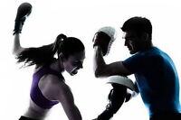 Cours privé de conditionnement physique et muay thai PAS CHER
