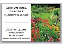 Ashton Rose Gardens