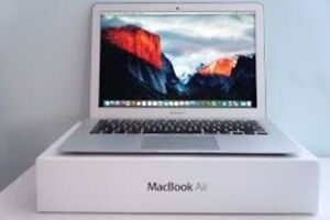 Mid 2012 MacBook Air 11 InchProcessor 1.5 GHz intel Core i54 G