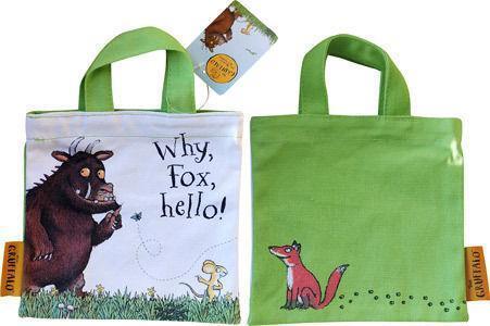 Gruffalo bag ebay for Gruffalo fabric