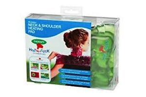 Heat In A Click Instant Re-Useable Heat Pack Shoulder/Neck Warme
