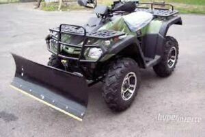 "COMPLETE 60"" SNOW PLOW KIT $350.00 LIMITED STOCK SALE"