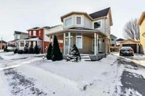 Gorgeous 3+1 Bedroom Detached House W/ Finished Basement Area