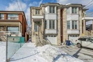 Absolutely Brand New House W/ Exquisite Finished Basement Area