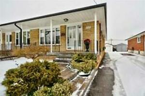 Beautiful Semi Detached Home Bungalow In A Immaculately Cared.