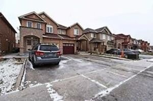 Absolutely Gorgeous! Semi-Detached With 4 Large Bedrooms