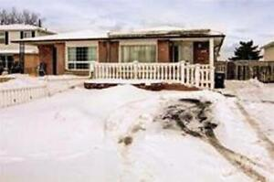Beautiful 3+3 Bedroom Semi Detached Home In A Finished Basement