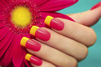 Quality Nail services in Calgary!!
