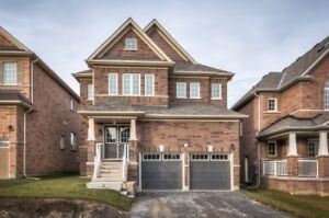 Exquisite Detached Home for Rent Located In  Demand North Oshawa