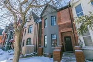 A Exceptionally Renovation All Brick House Of Toronto Location.