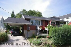 Central Orillia Main Floor 3 Bedroom with Car Port All inclusive