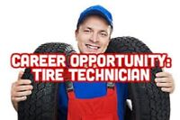 Full time tire technicians and warehouse staff needed.