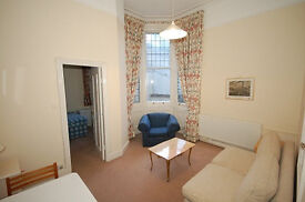 A great raised ground floor apartment in this fabulous location on Cornwall Gardens