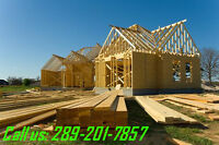 CUSTOM HOMES, ADDITIONS AND PERMITS IN BARRIE, ONTARIO