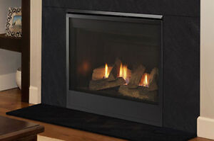 Gas, Wood, Electric Fireplaces on Sale
