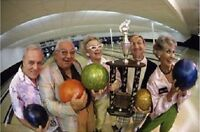 50+ BOWLING LEAGUES AT CHATEAU LANES