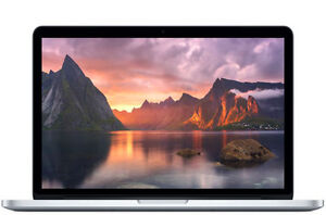 "MacBook Pro 15.4"" 2.5GHz quad-core Intel i7 with 512GB SSD"
