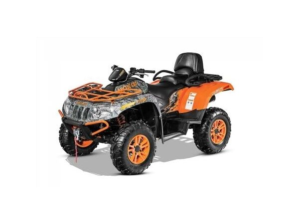 Used 2016 Arctic Cat TRV 700 SPECIAL EDITION