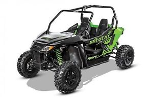 2017 Arctic Cat WildCat Trail Sport