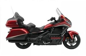 2015 Honda Gold Wing GL1800ADS Airbag 40th Anniversary Ed.
