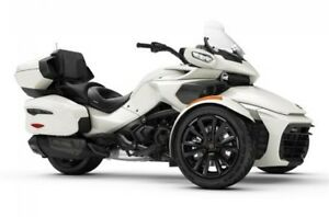 2018 Can-Am Spyder F3 Limited SE6 - Dark Trim